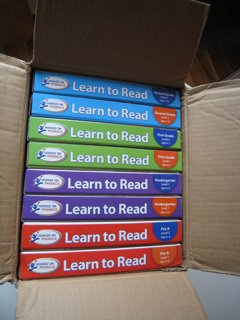 learn to read by Hooked On Phonics