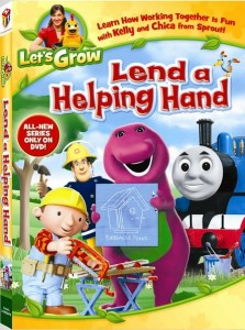 Let's Grow DVD