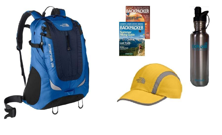 bis zu 80% sparen großer Lagerverkauf größte Auswahl National Camping Month! Win The Ultimate Backpacker Kit From ...