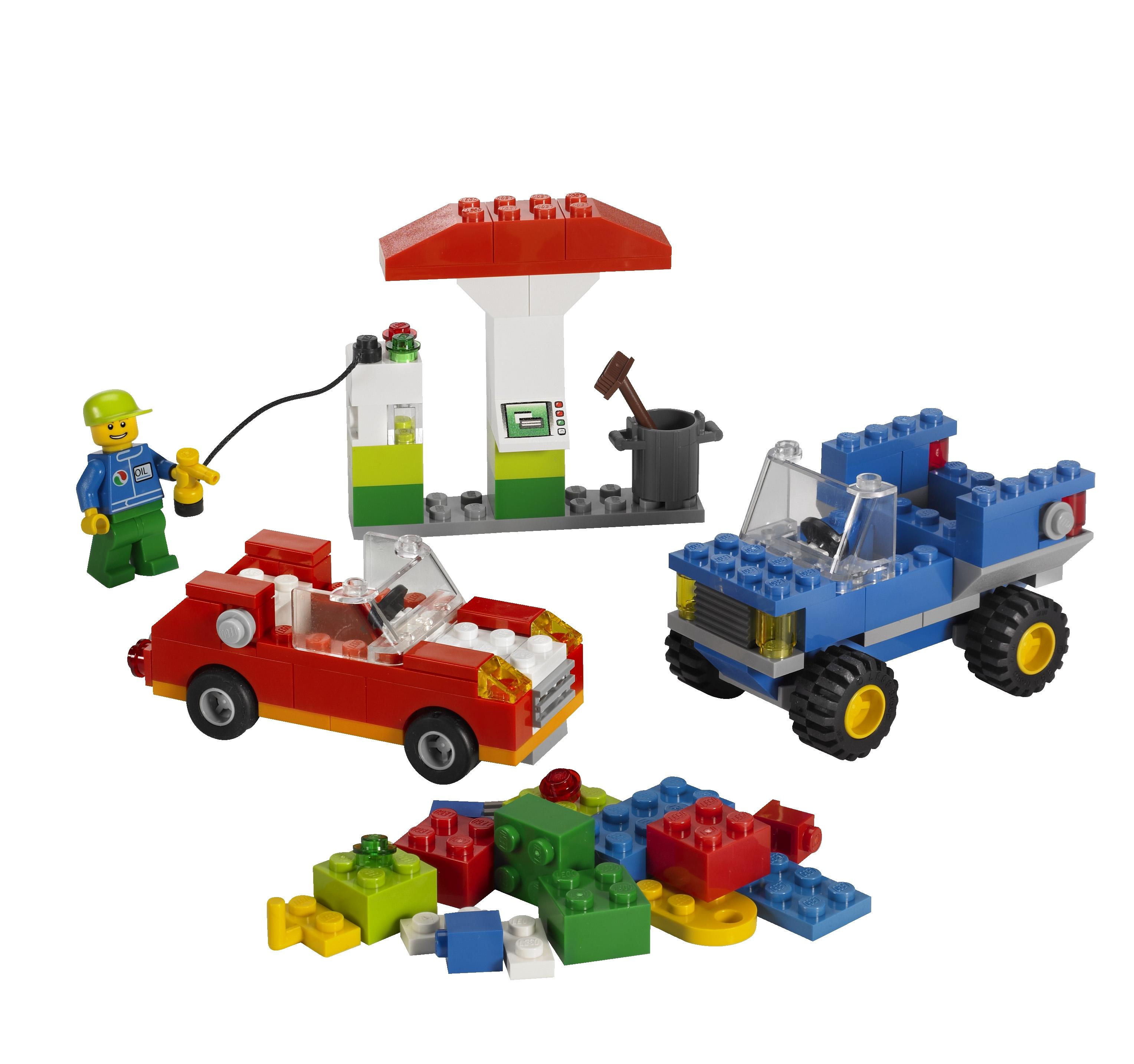 Инструкция По Лего 8214