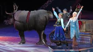 Disney On Ice presents Frozen in Boston Giveaway